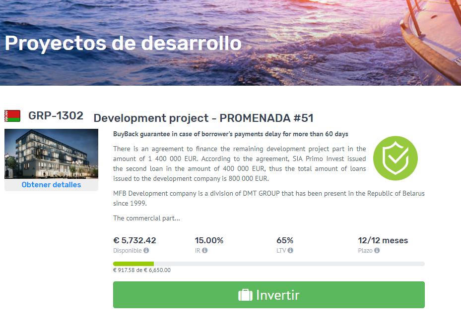 Proyecto desarrollo gruper 2019