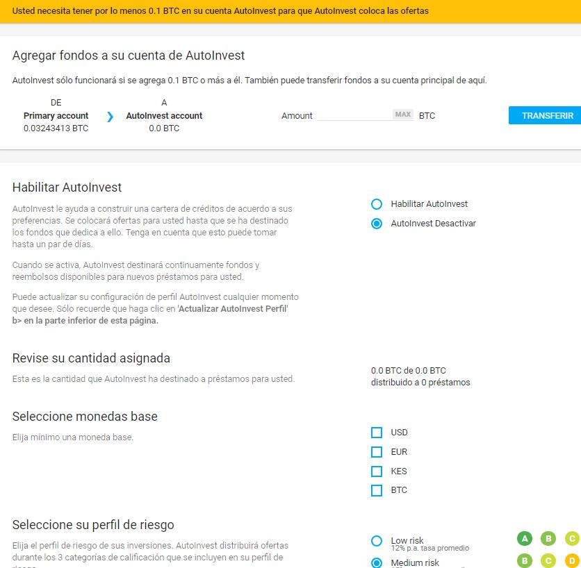tutorial paso a paso bitbond autoinvertir