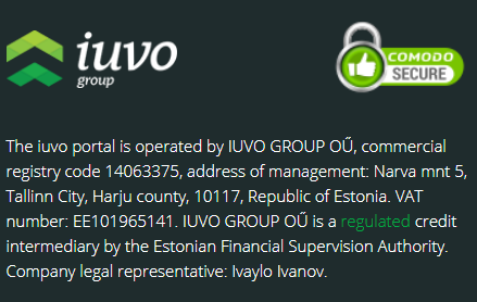 IUVO Group OÜ
