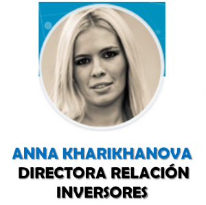 ANNA KHARIKANOVA GROWLY