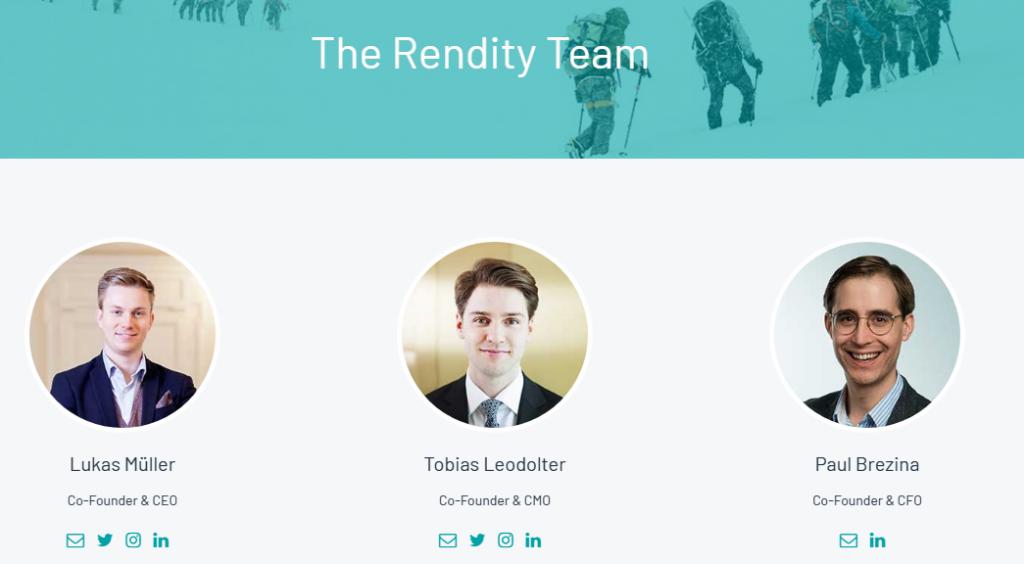 rendity team