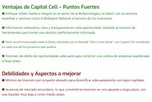 capital cell que es
