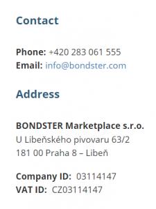 bondster email