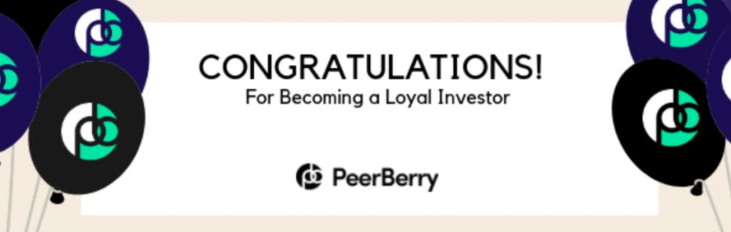 peer berry loyalty program