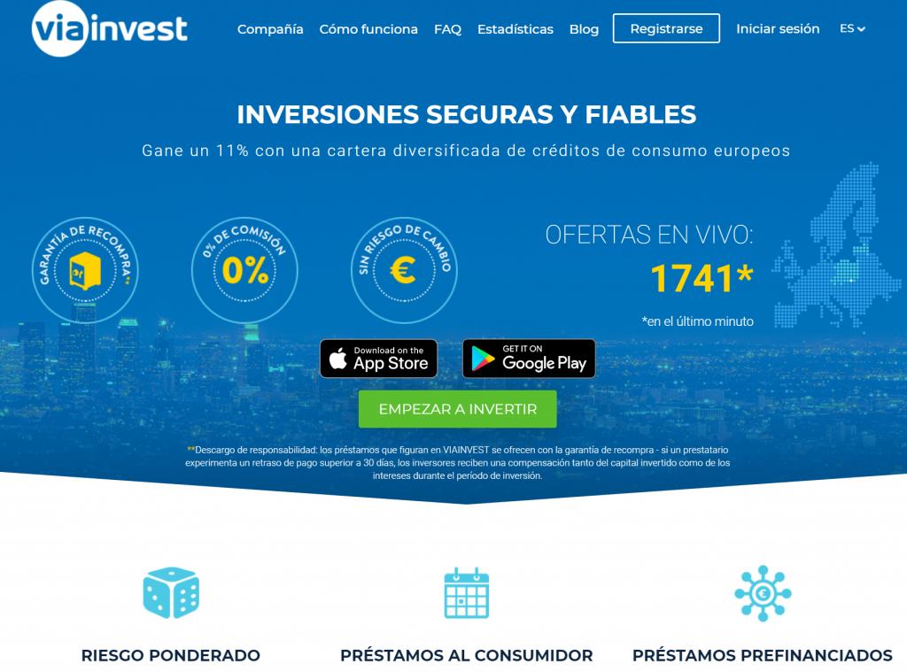 viainvest español