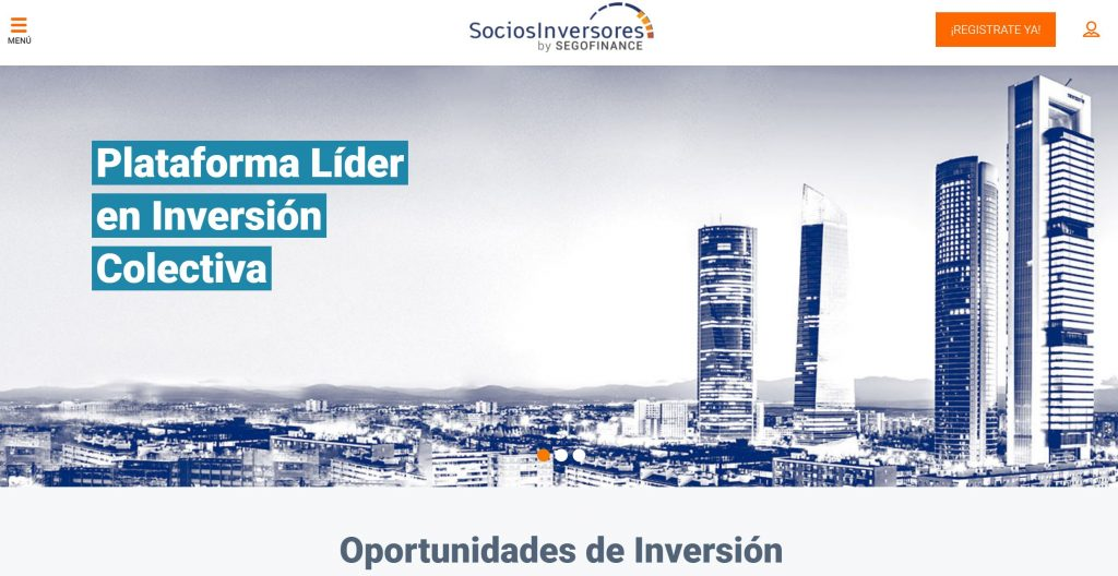 sociosinversores segofinance