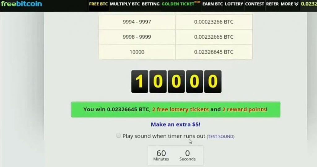 freebitcoin câștigă bitcoin gratuit)